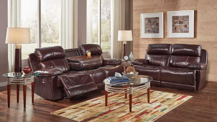 2 Piece James Reclining Living Room Collection Living Room Collections Loveseat Living Room Furniture