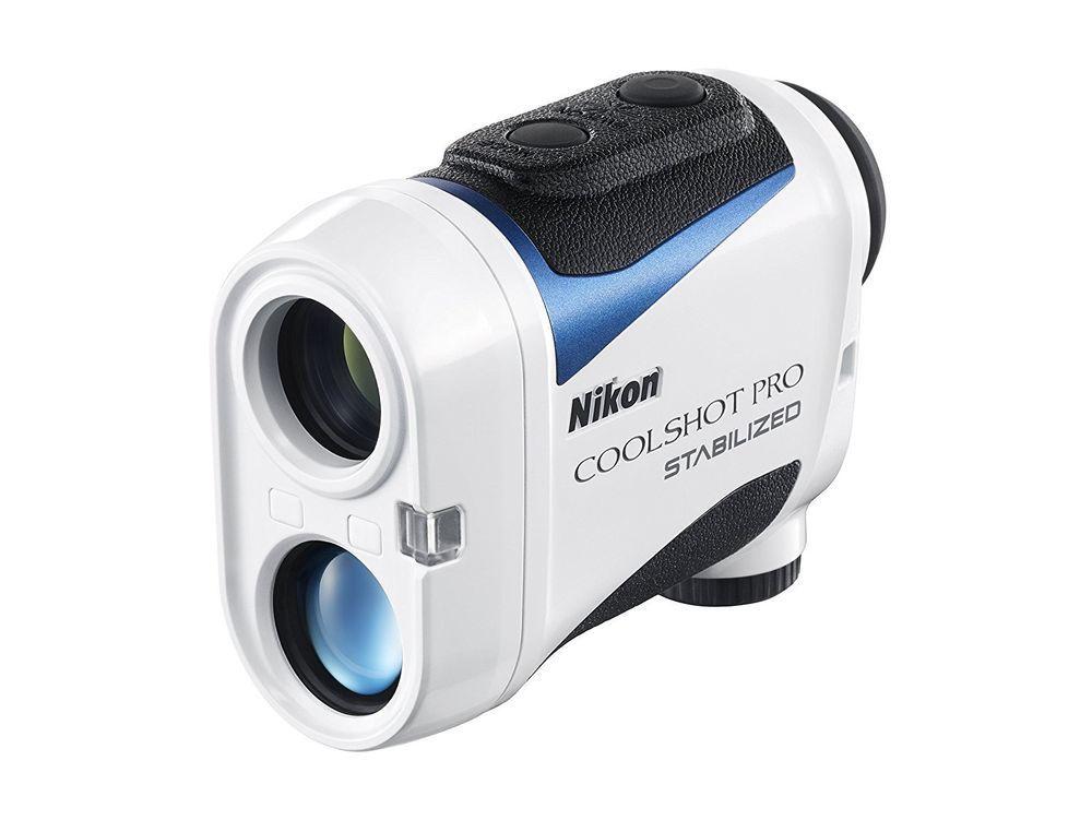 New Nikon Golf Laser Rangefinder Coolshot Pro Stabilized From