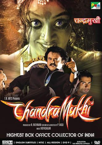 Chandramukhi (2005) Hindi Dubbed DVDRip 720p Download Free ...