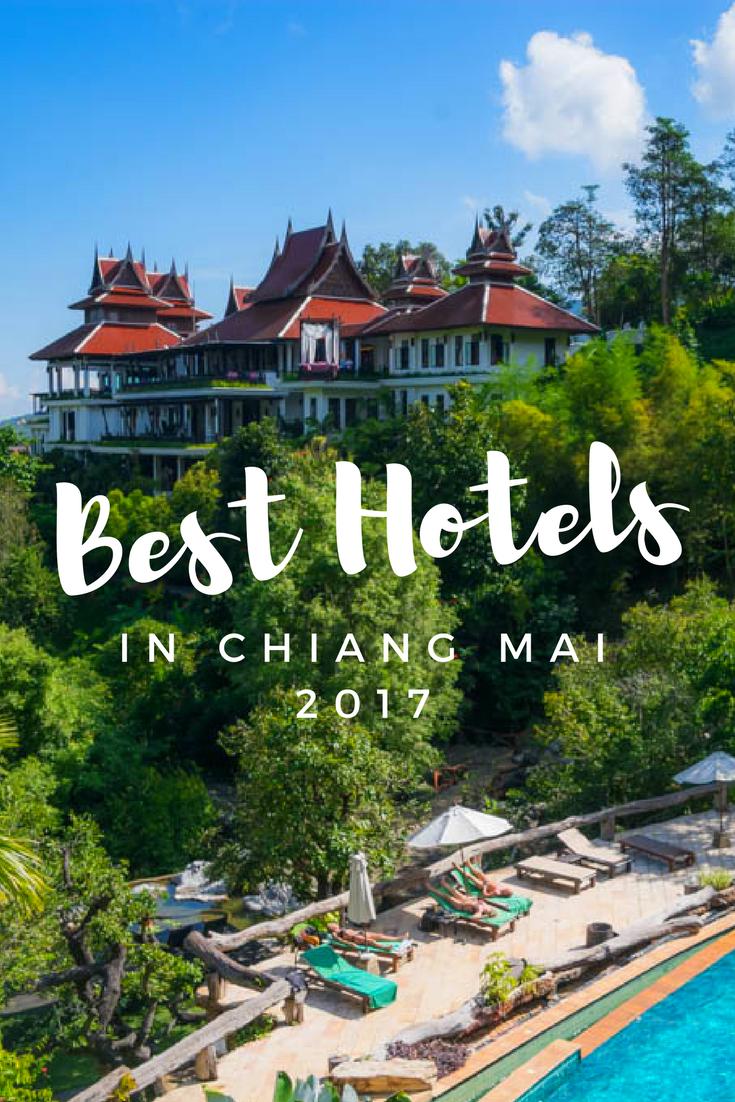 Best Hotels Chiang Mai