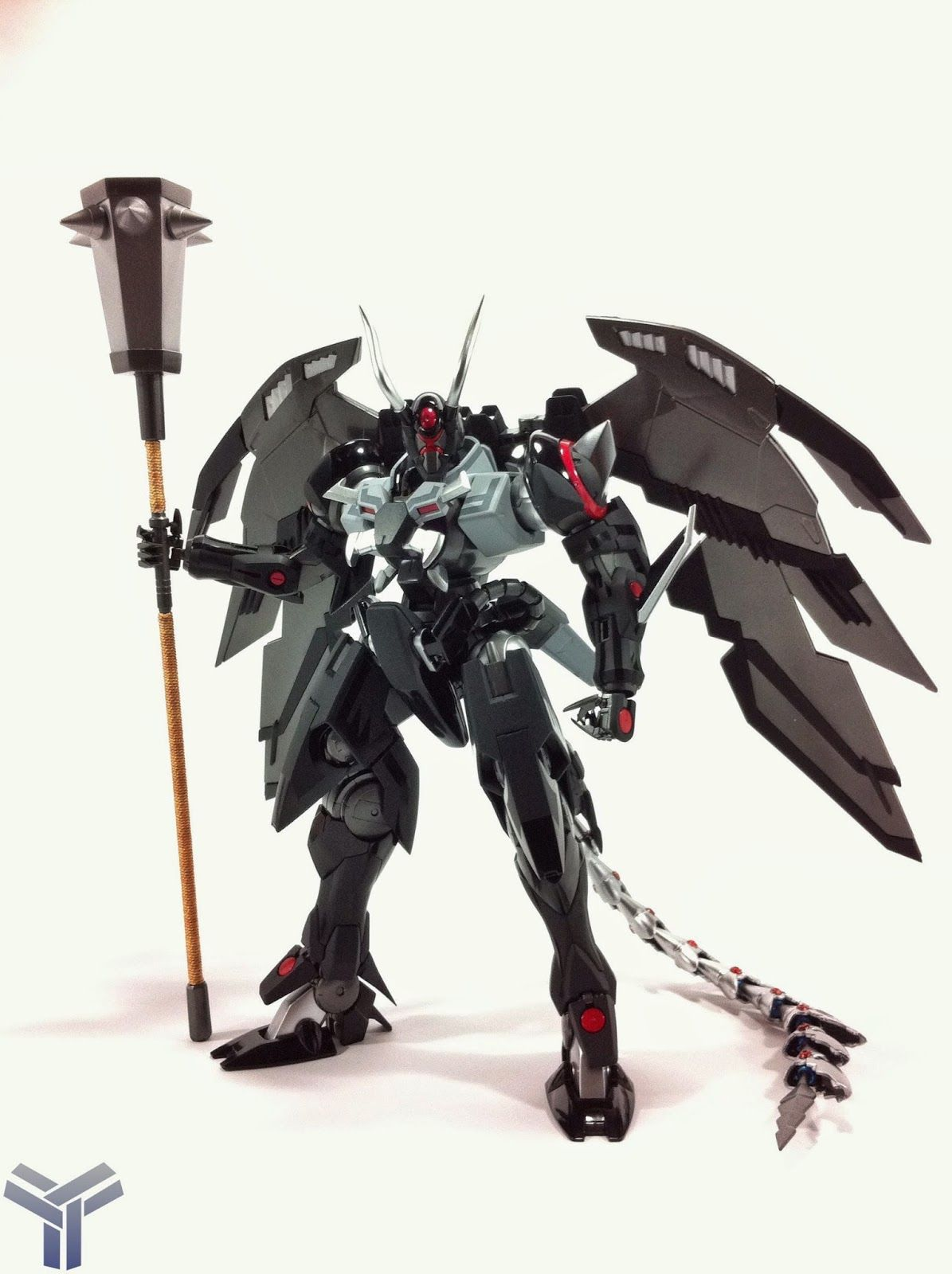 "MG 1/100 GNX-603T ""Grand 0NX"" Custom Mix Build Low Of Team Nexus Indonesia - Gundam Kits Collection News and Reviews"