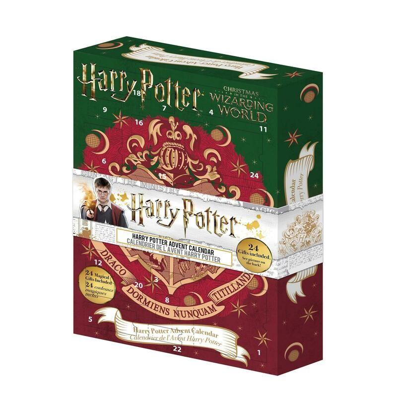 The Best Advent Calendars Paul Paula Harry Potter Advent Calendar Harry Potter Calendar Harry Potter Christmas