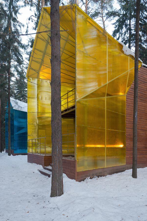 Firefly House | Totan Kuzembaev Architectural Studio