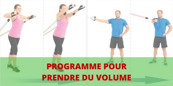 Bandes élastiques musculation 30 exercices pour prendre
