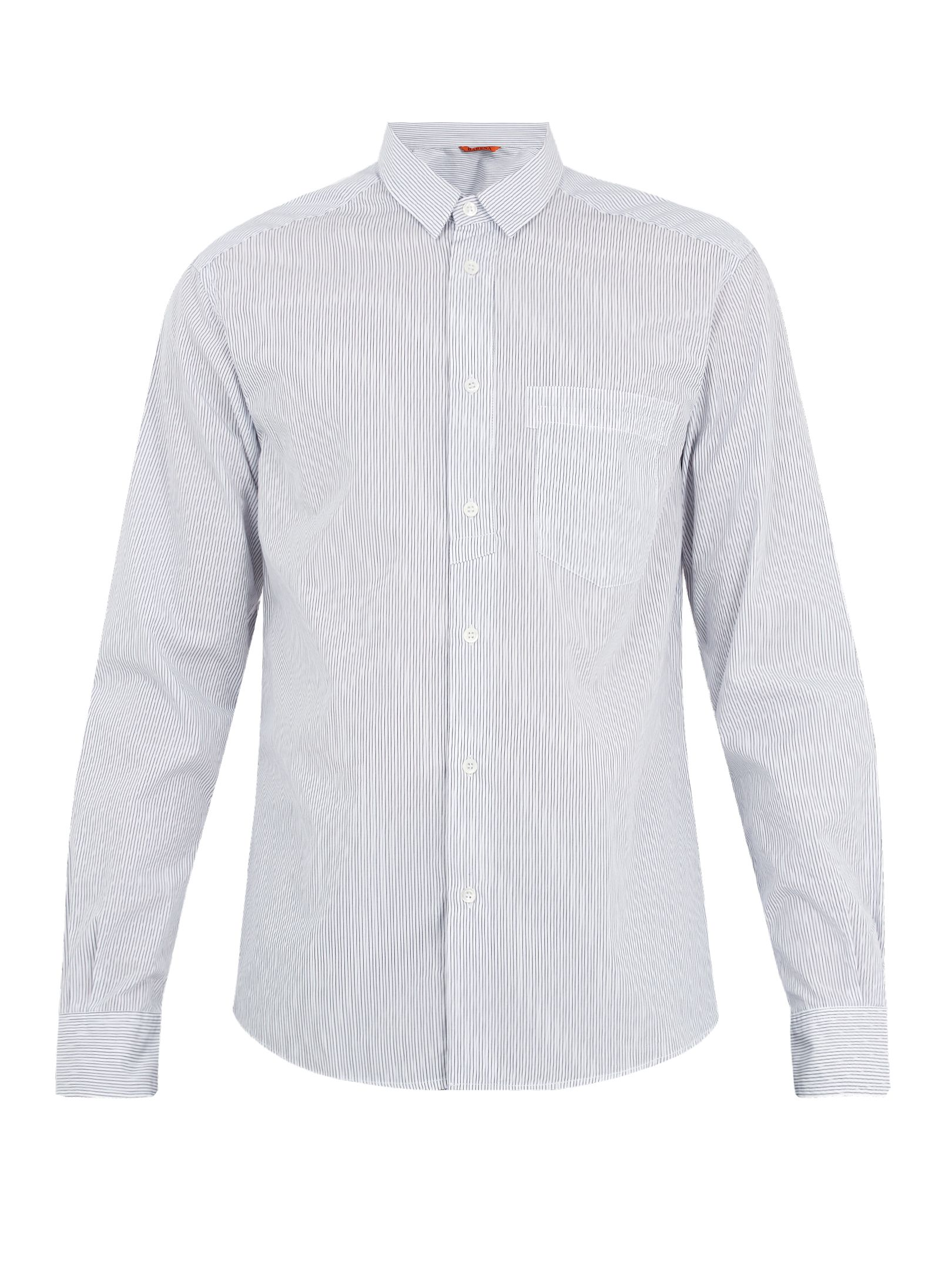 Cheap Price Wholesale Cotton-poplin Shirt Barena Fast Delivery Newest QEh9o3lD5d