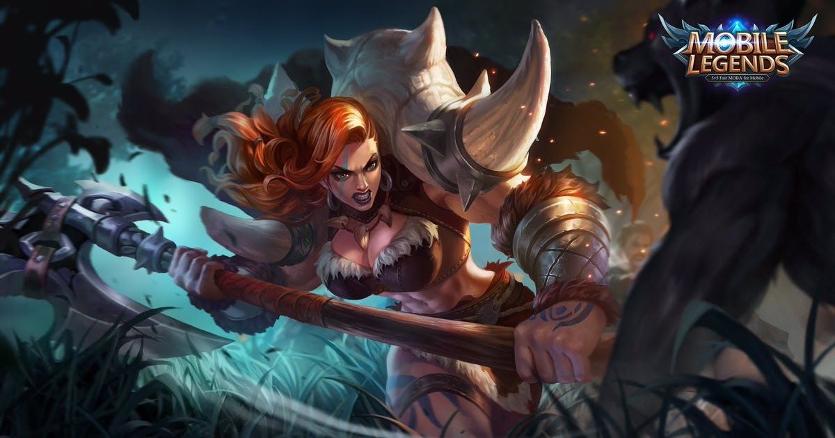 Guide Hilda Mobile Legends Dijamin Gak Matimati Januari 2018 Mobile Legend Wallpaper Mobile Legends The Legend Of Heroes