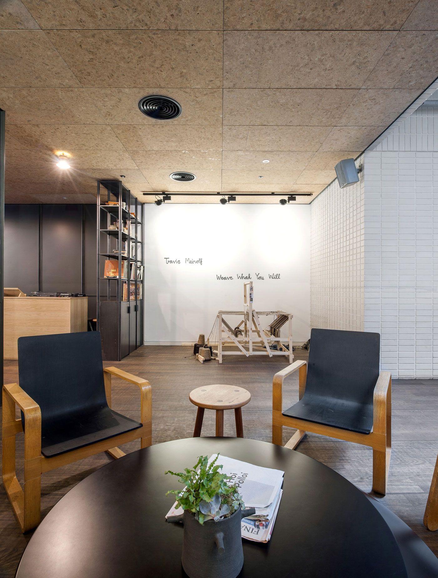 Ace Hotel London by Universal Design Studio 18 Interiors