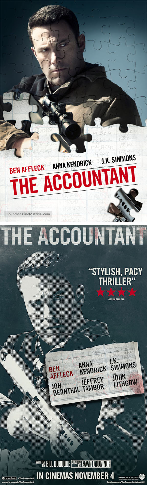 The Accountant Il Contabile Movies Worth Watching Good Movies Great Movies