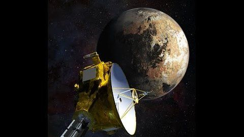 2006 hat die US-Raumfahrtbehörde Nasa die Raumsonde New Horizons auf den Weg…