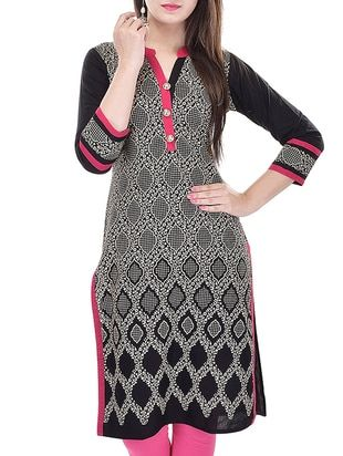Check out what I found on the LimeRoad Shopping App! You'll love the Black And White Cotton Printed Kurta. See it here http://www.limeroad.com/products/11361594?utm_source=df9ad5b1ad&utm_medium=android