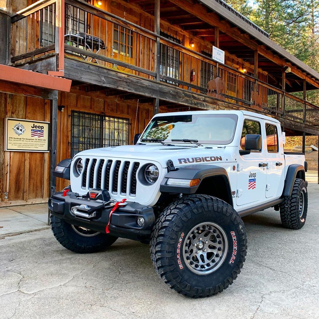Jeep Jamboree Usa On Instagram Getting Ready To Head Out For