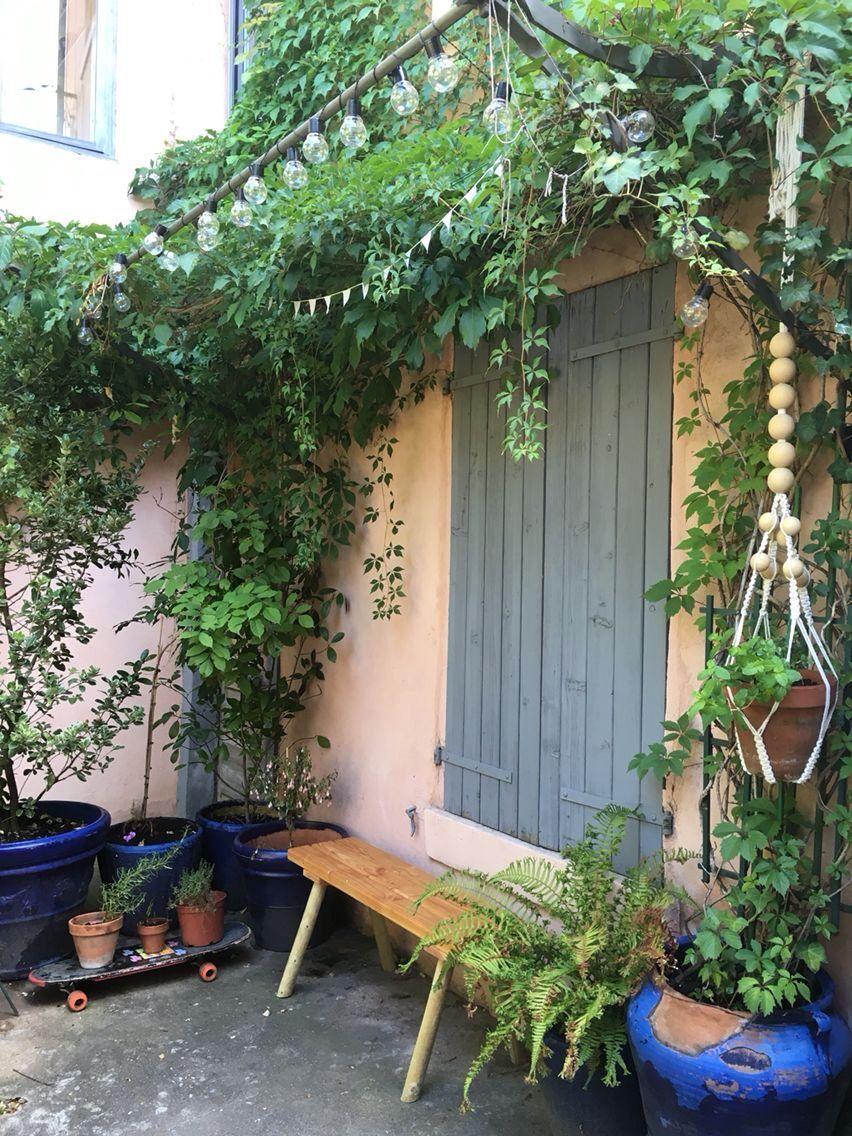 Plantes Aromatiques Sur Terrasse lyon | terrasse, jardins et lampion