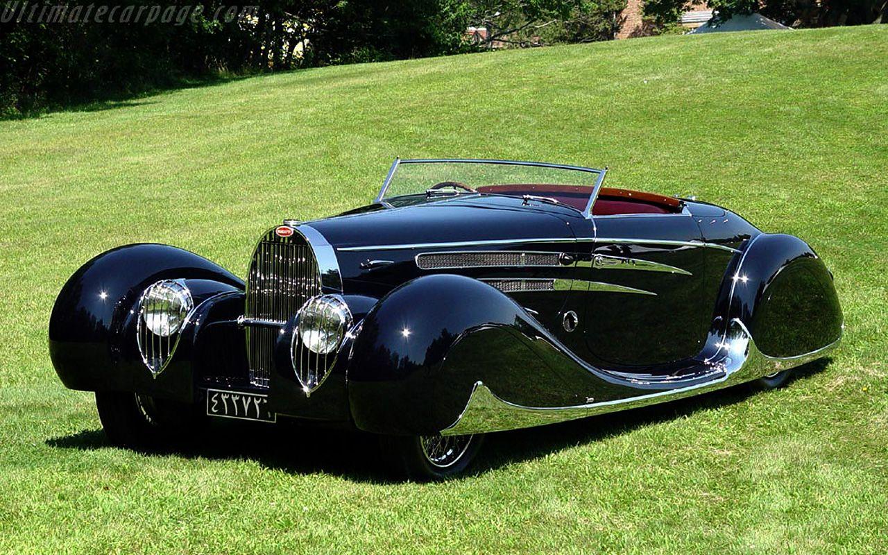 Bugatti Type 57c Vanvooren Avec Images Voitures Retro