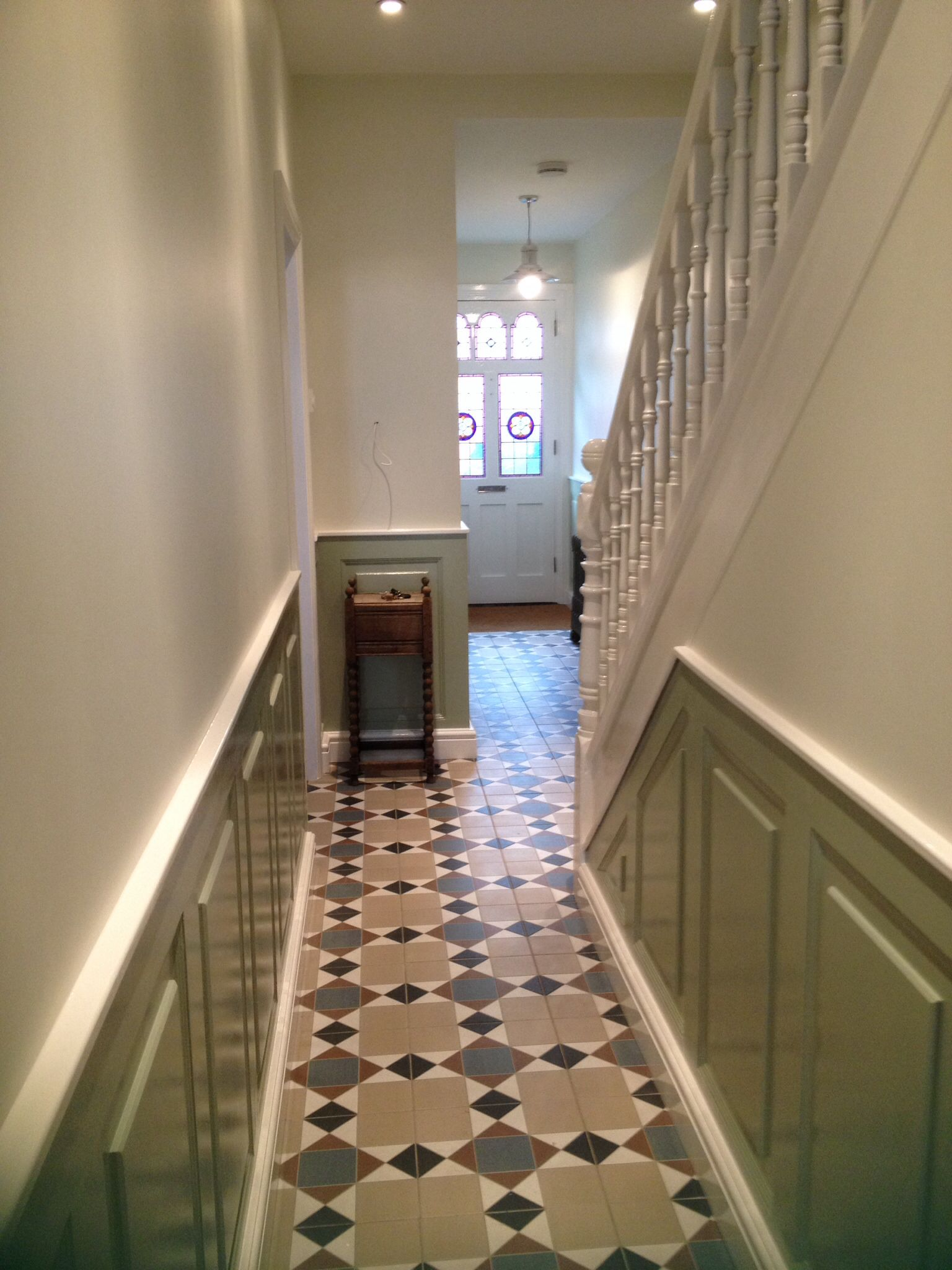 Best Our Hallway Grosvenor Floor Tiles Topps Tiles James 400 x 300