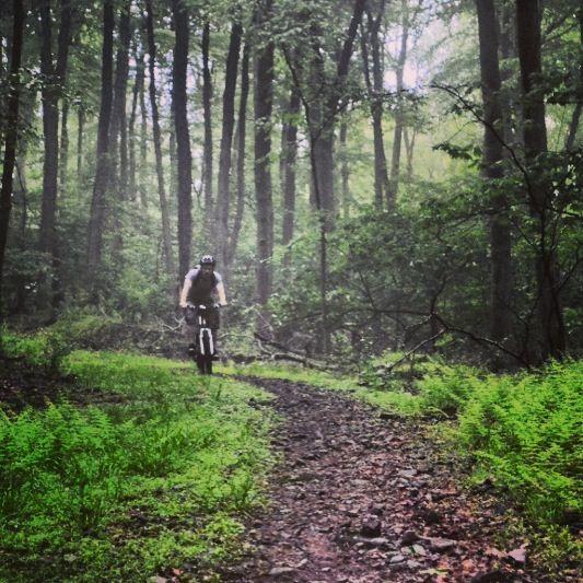 Mountain Bike Pennsylvania
