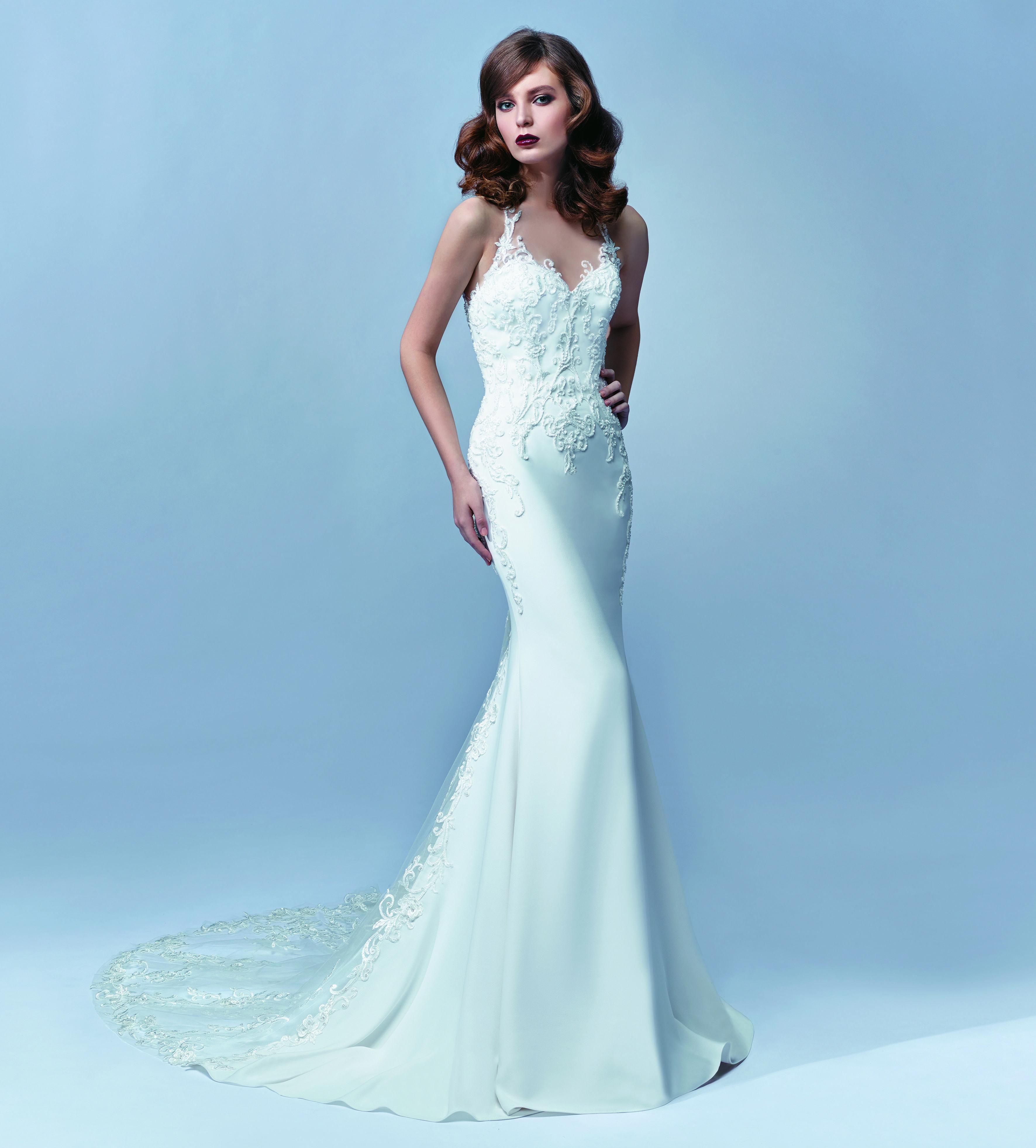 Enzoani bridalwear. Jaylee design from the Enzoani Blue 2017 ...