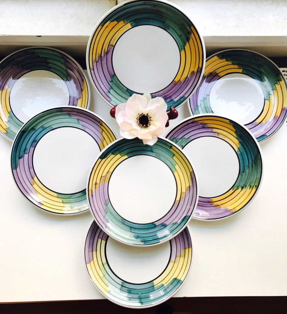 Pin By Vintagemesilly On Vintage Plates And Bowls Pinterest  # Muebles Ulla Vedra