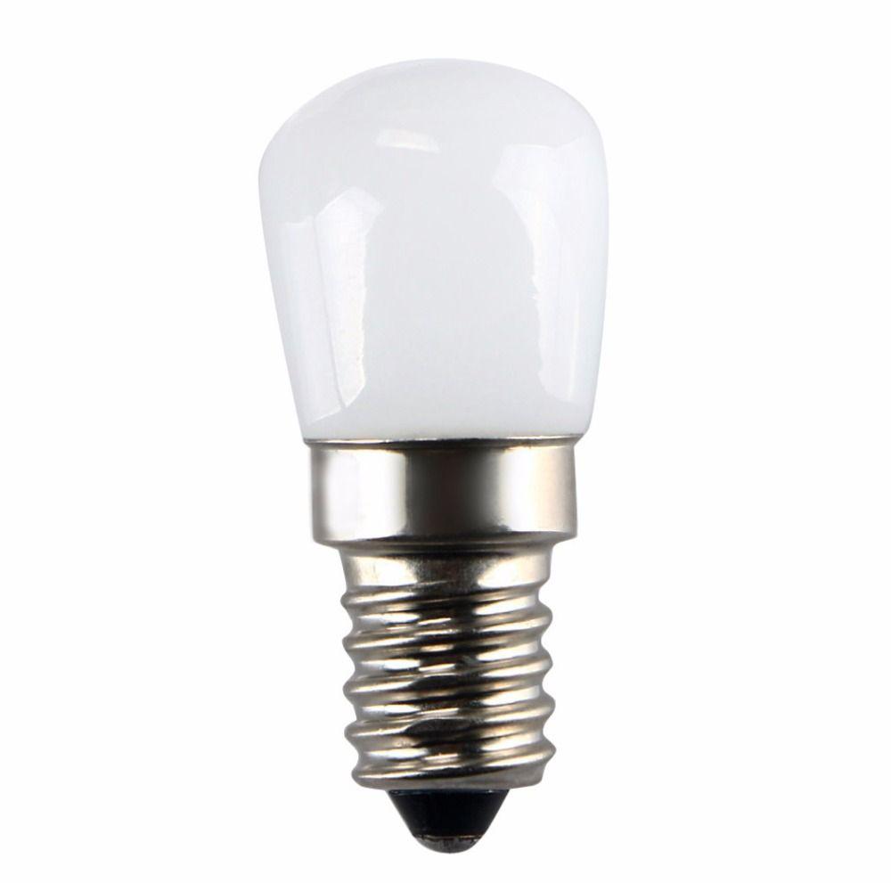 Mini Refrigerator Light E14 2835 Smd 2w Led Fridge Freezer Lamp Light Bulb 110v 220v Energy Saving Lighting Co Energy Saving Lighting Light Bulb 6500k Light