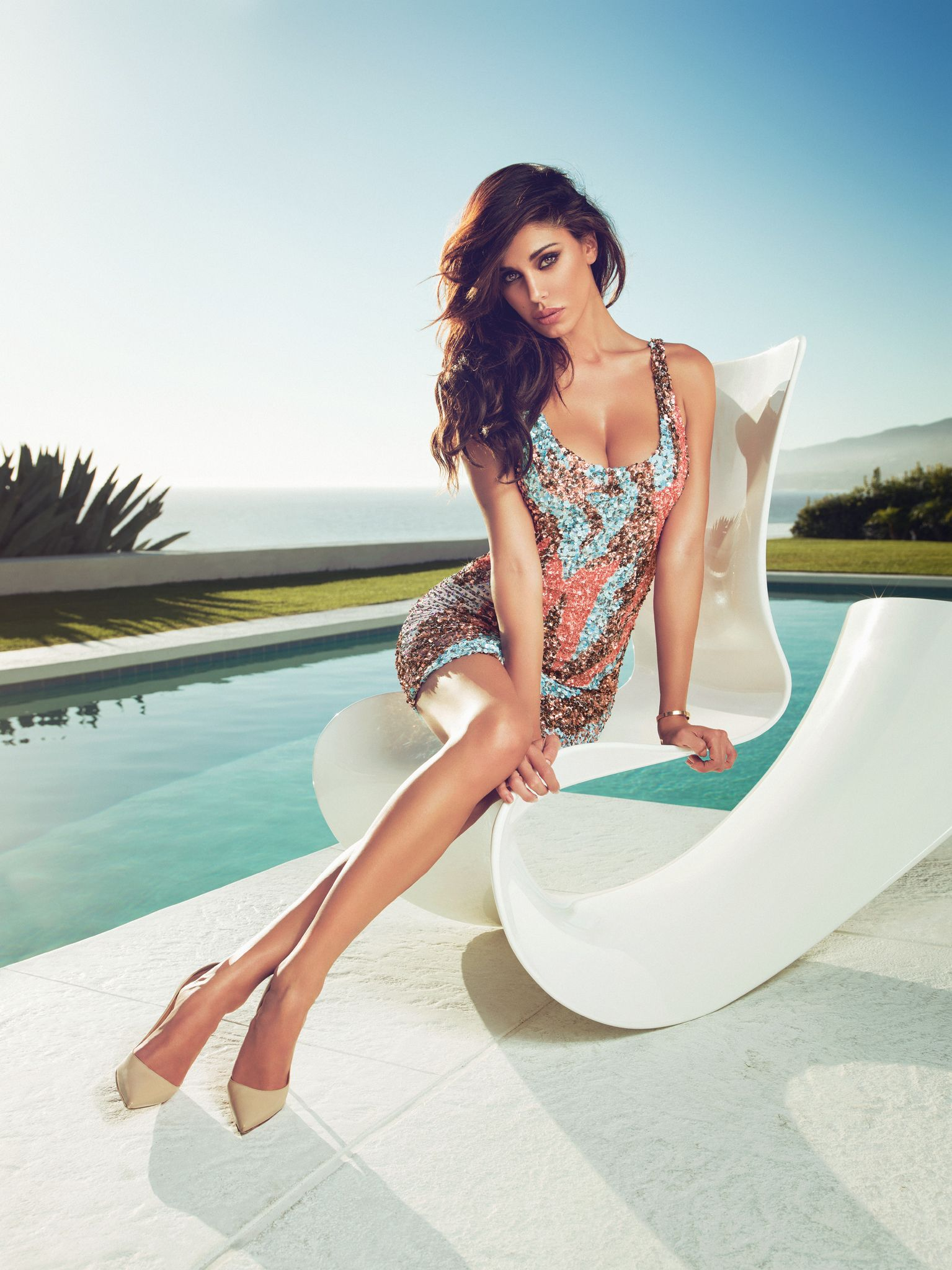 Guess by Marciano primavera estate con Belen Rodriguez