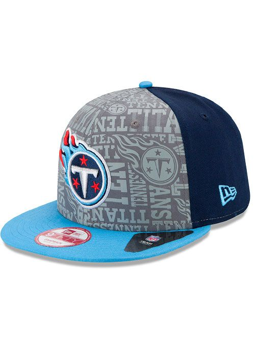 f96c21243 New Era Titans 9FIFTY 2014 Draft Snapback Hat