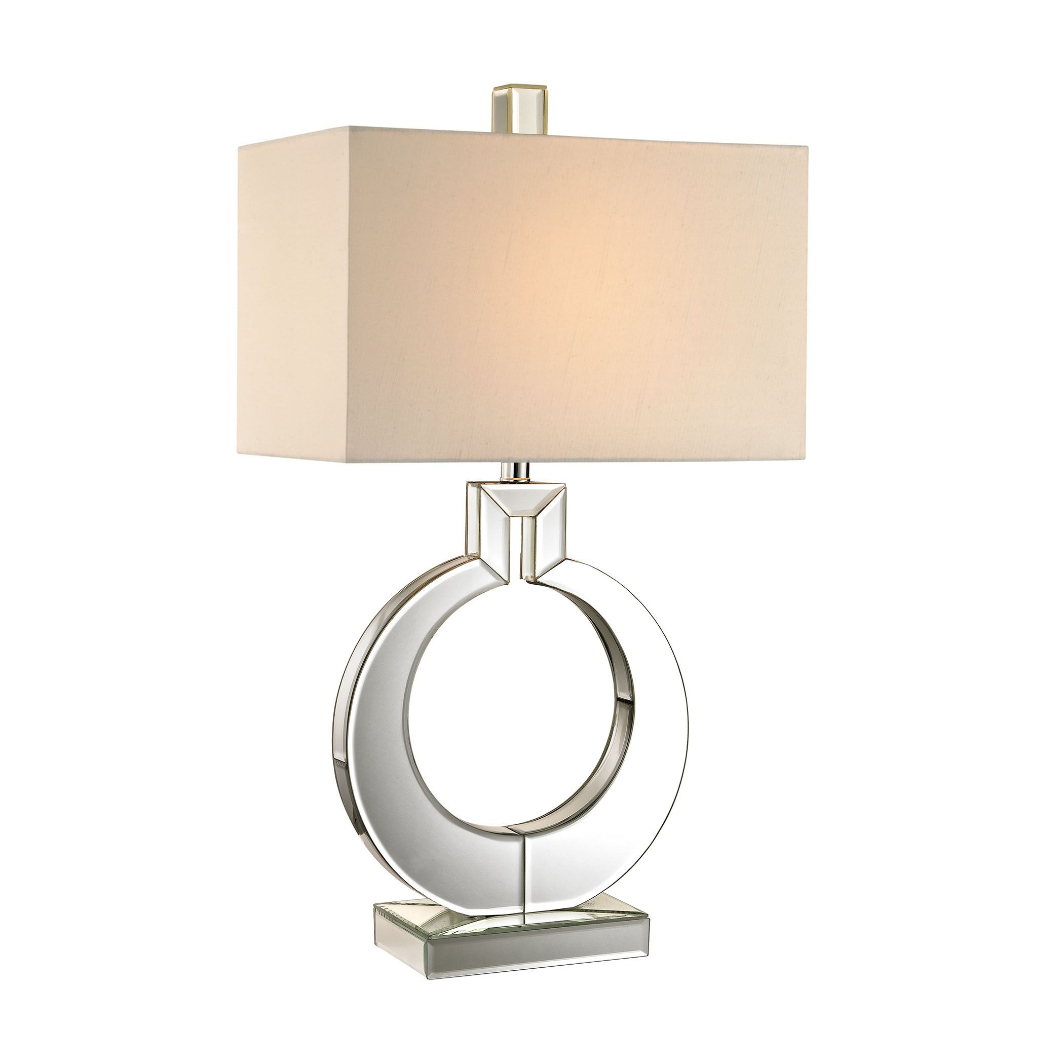 Dimond omega mirror table lamp products pinterest omega dimond omega mirror table lamp geotapseo Images