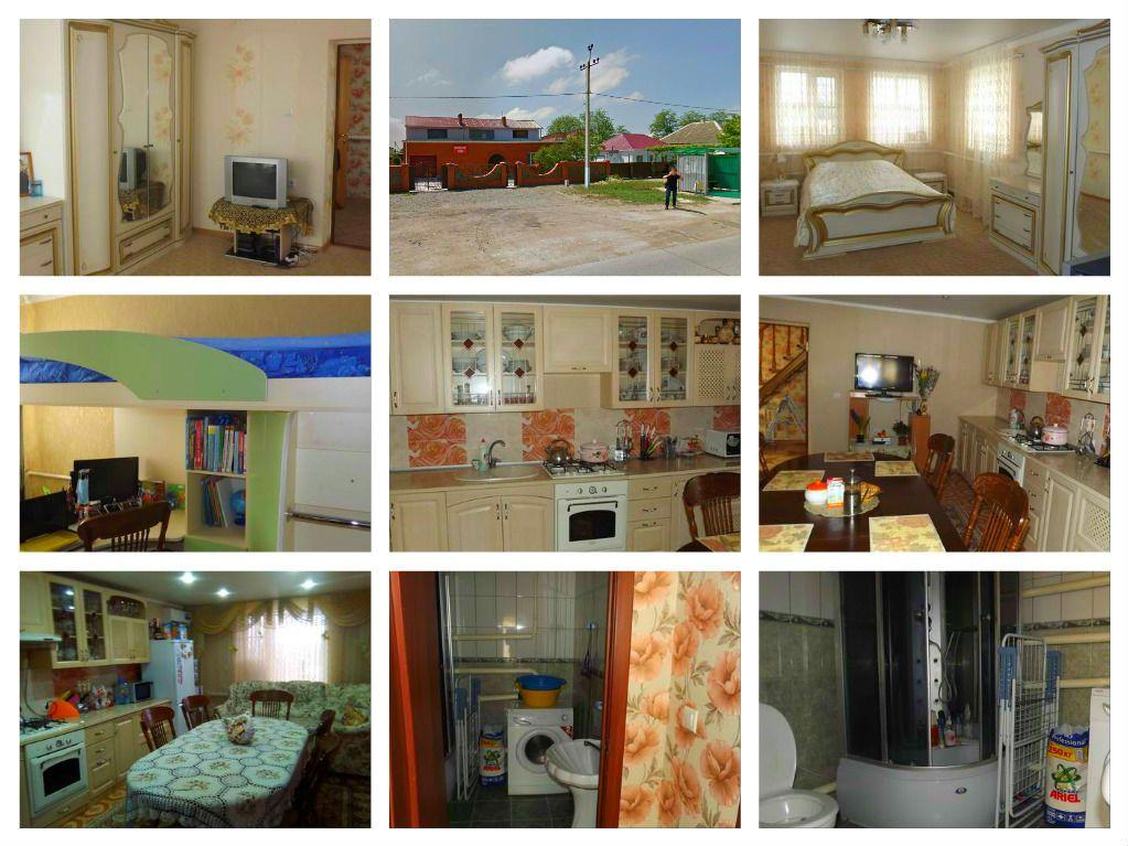 Голубицкая частный отдых снять жилье дом под ключ +7(918 ...