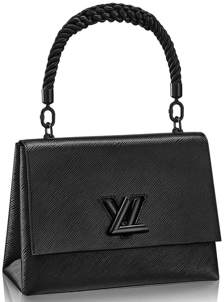 Louis Vuitton Twist Tote Bag  c836874085f61