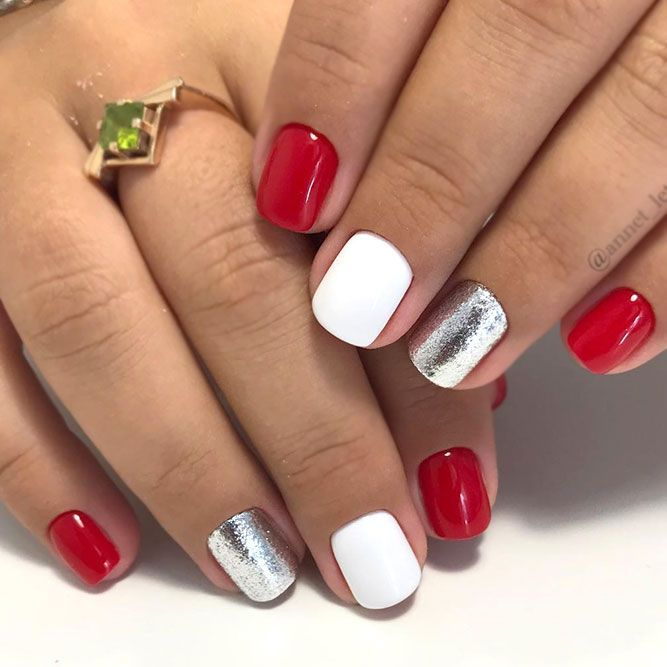 Try Cute Nail Designs For Short Nails | NailDesign