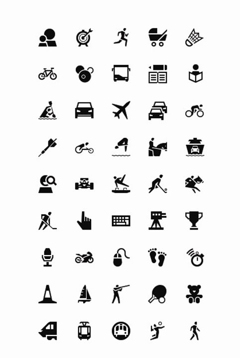 Designing new icons for the BBC | News | Design Week