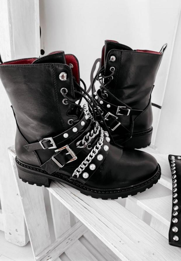 Rocky Black Boot