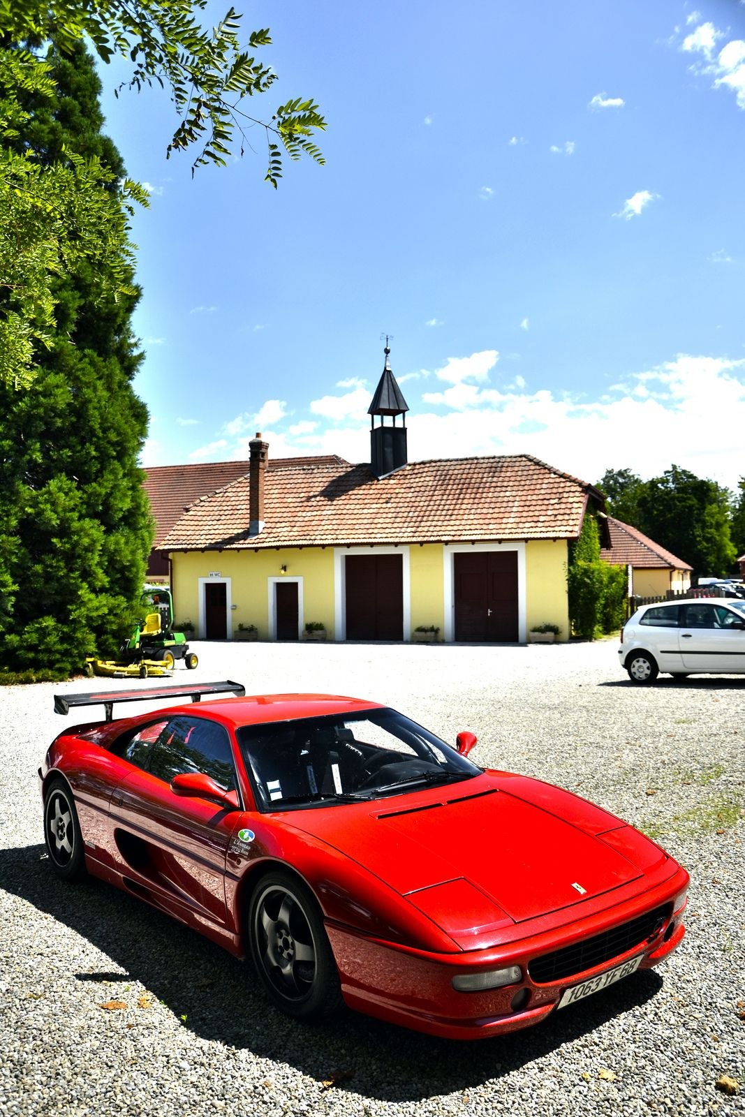 Ferrari 355 Challenge My Dream Car