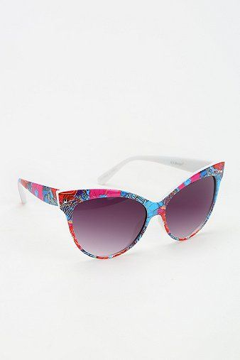 31c969240eb Tropic Mambo Cat eyev - Maybe these are what I need  All other sunglasses  just