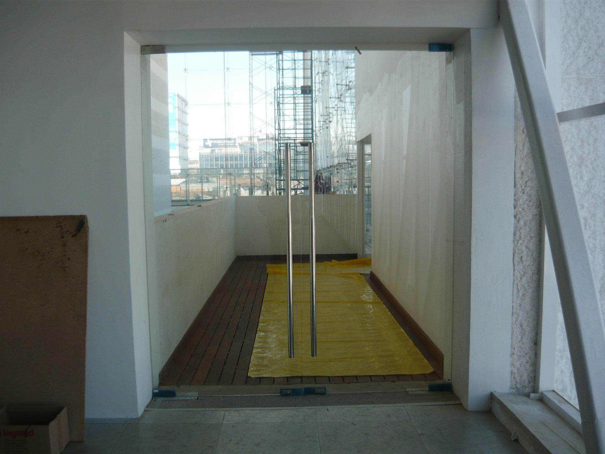 Puertas vidrio templado   arquitectura obras propias   Pinterest ...