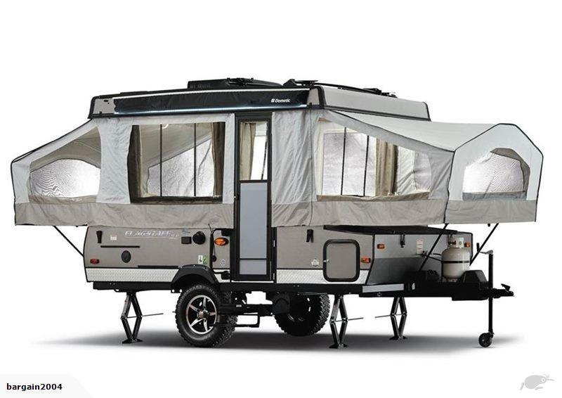 Flagstaff Pop Top Off Road Sports Camper 2016 Bidbud Tent