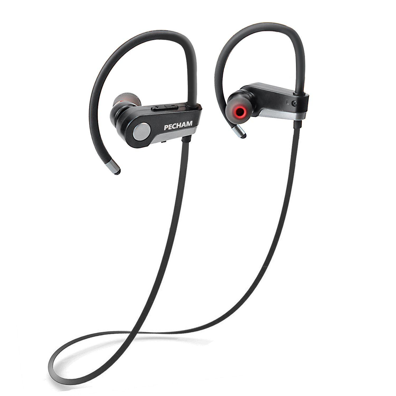 PECHAM Bluetooth Headphones with Microphone, Wireless