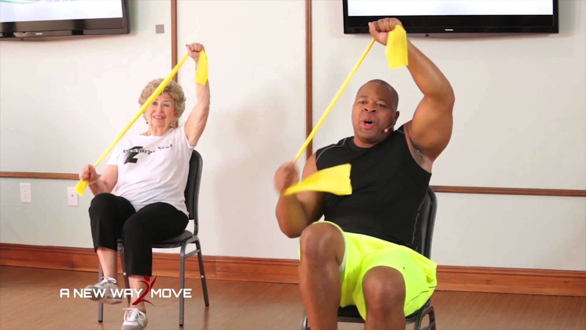 Core Workout Program Seated Exercises For Seniors By Curtis Adams With Images Senior Fitness Workout Programs Exercise