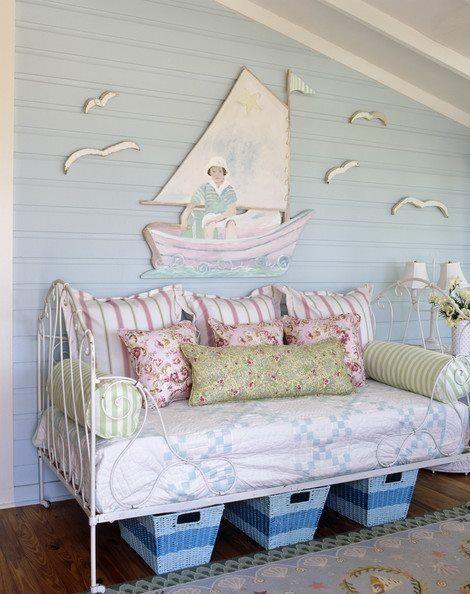 A lovely porch for the beach!