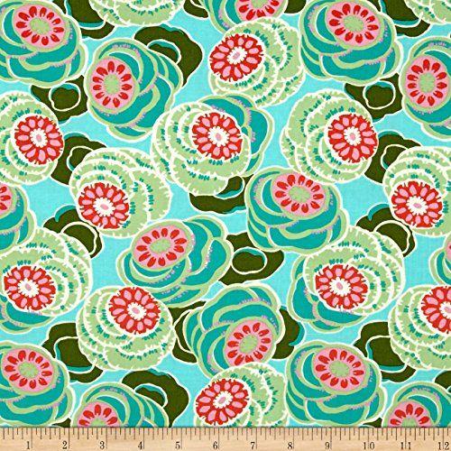 Amy Butler Dream Weaver Clouded Floral Seagl Fabric Westminster Fabrics http://www.amazon.com/dp/B01BI743GK/ref=cm_sw_r_pi_dp_TC0Ywb0DMKET0