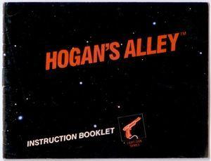 hogan s alley nes manual original nintendo and products rh pinterest com NES Manuals PDF NES Instruction Manuals