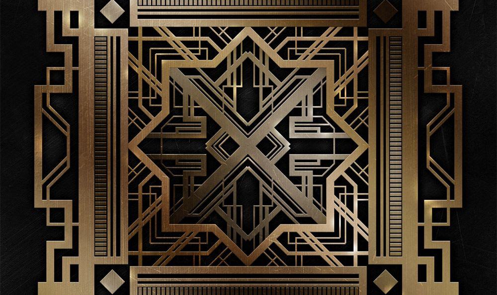 How To Create A Great Gatsby Style Art Deco Pattern Art