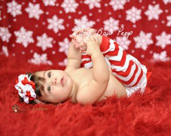 Baby Leg Warmers-Baby Girl Clothes-Red & White Chevron Print Leg Warmers-Leggings-Toddler-Clothing-Christmas Outfit-stockings-newborn Girl