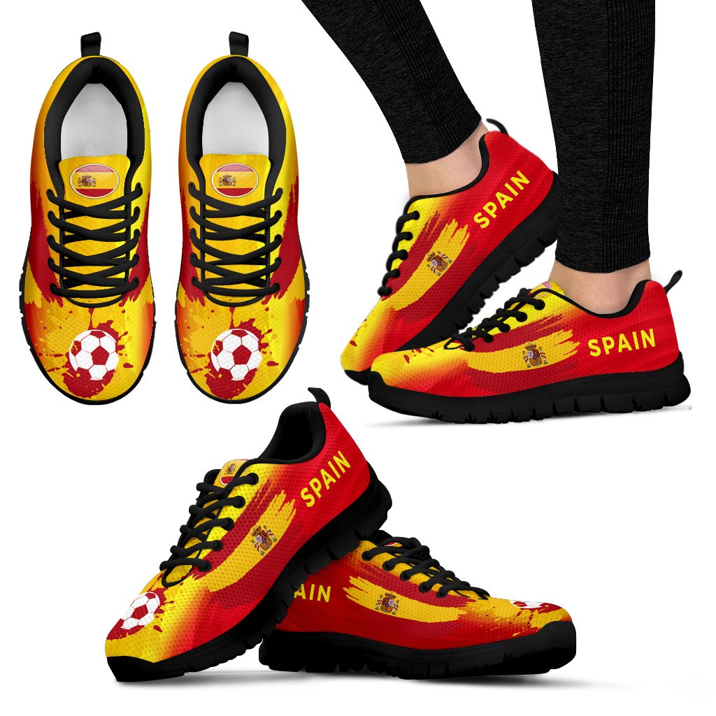 Muggalicious Brazil World Cup Soccer Sneakers for Men and Women