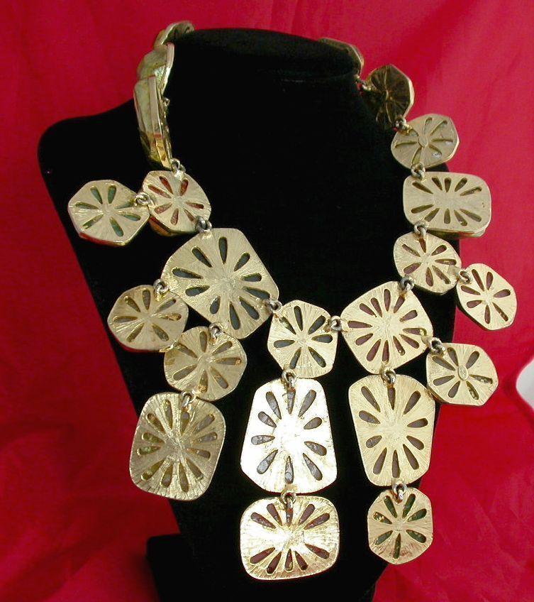 Kenneth Lane Necklace Estate Lot Runway Jewelry | eBay