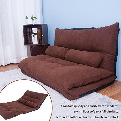 Description This Comfortable Sofa Bed Is Ideal For Hanging Out In The Lazy Afternoon Or