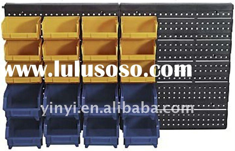 Plastic Wall Mounted Storage Bin