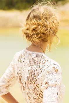 gypsy inspired braids