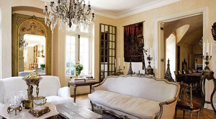 Beautiful Decorating With Chandeliers Ideas With Images French
