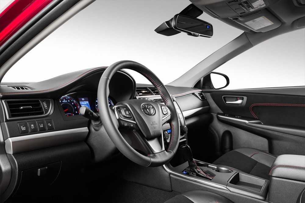 New Review 2017 Toyota Camry Specs Interior View Model