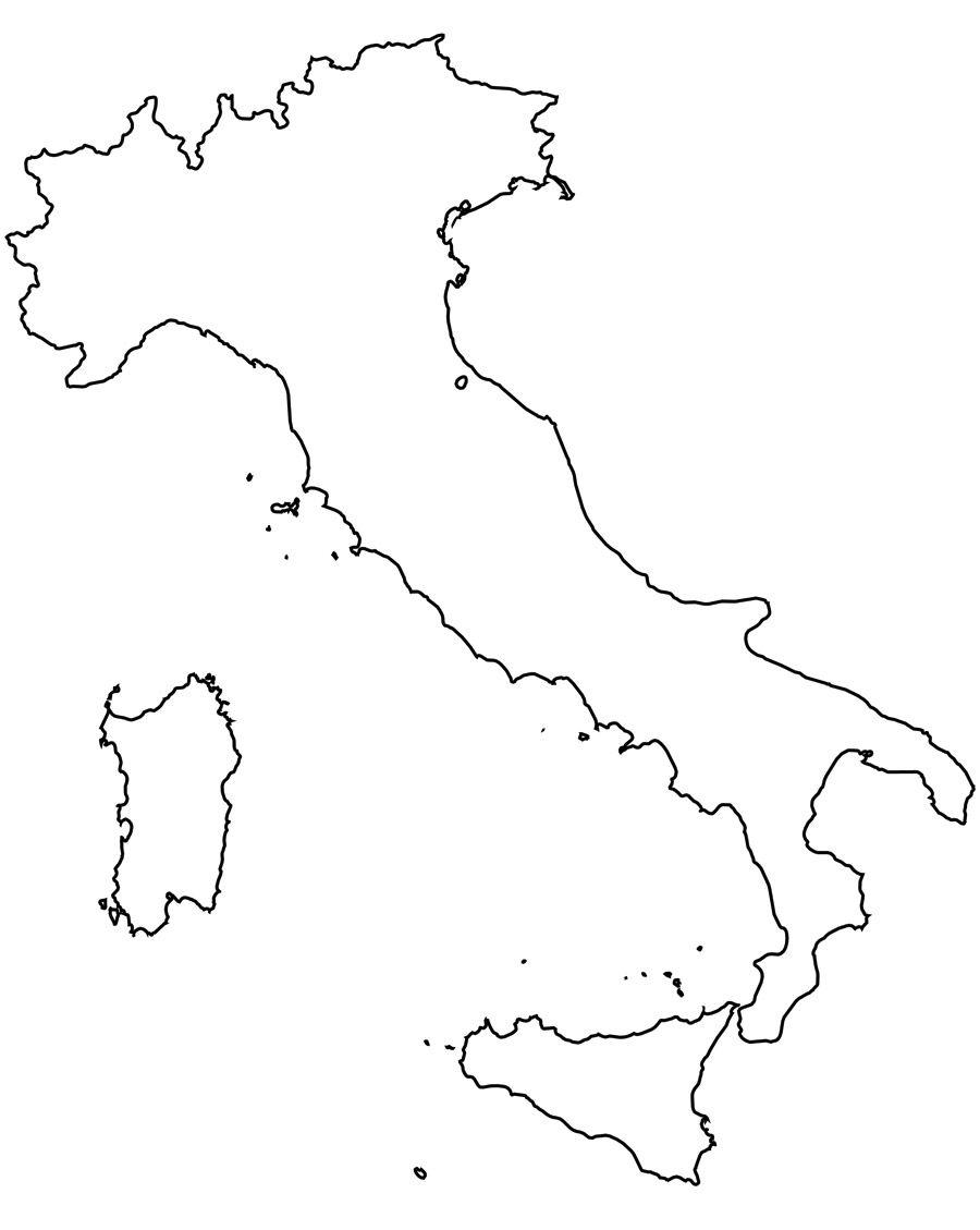 Cartina Italia Vettoriale.Immagine Di Http Ita24 It Wp Content Uploads 2012 03 Cartina Muta Jpg Idee Per Tatuaggi Mappa Dell Italia Matrimoni A Tema Viaggio
