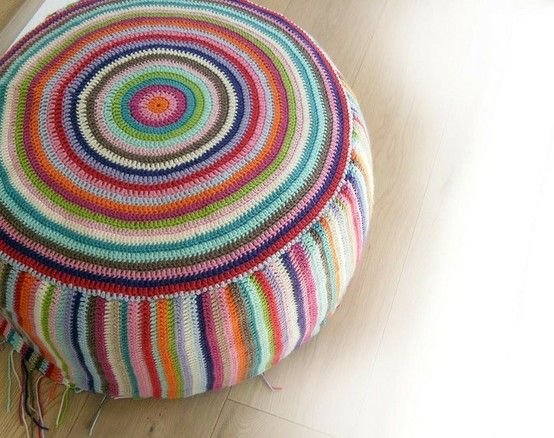 Baonilha | Amo croche | Pinterest | Crochet cushions, Boas and Crochet